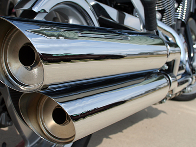 Chrome Plating for Restoration of Motorcycle and Car bright work